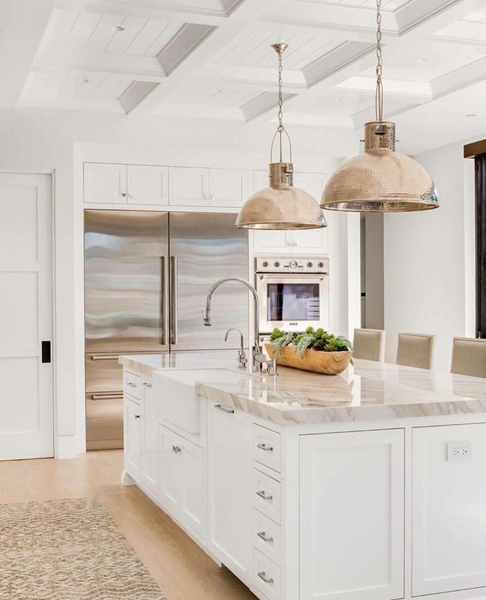 lighting kitchen island ideas