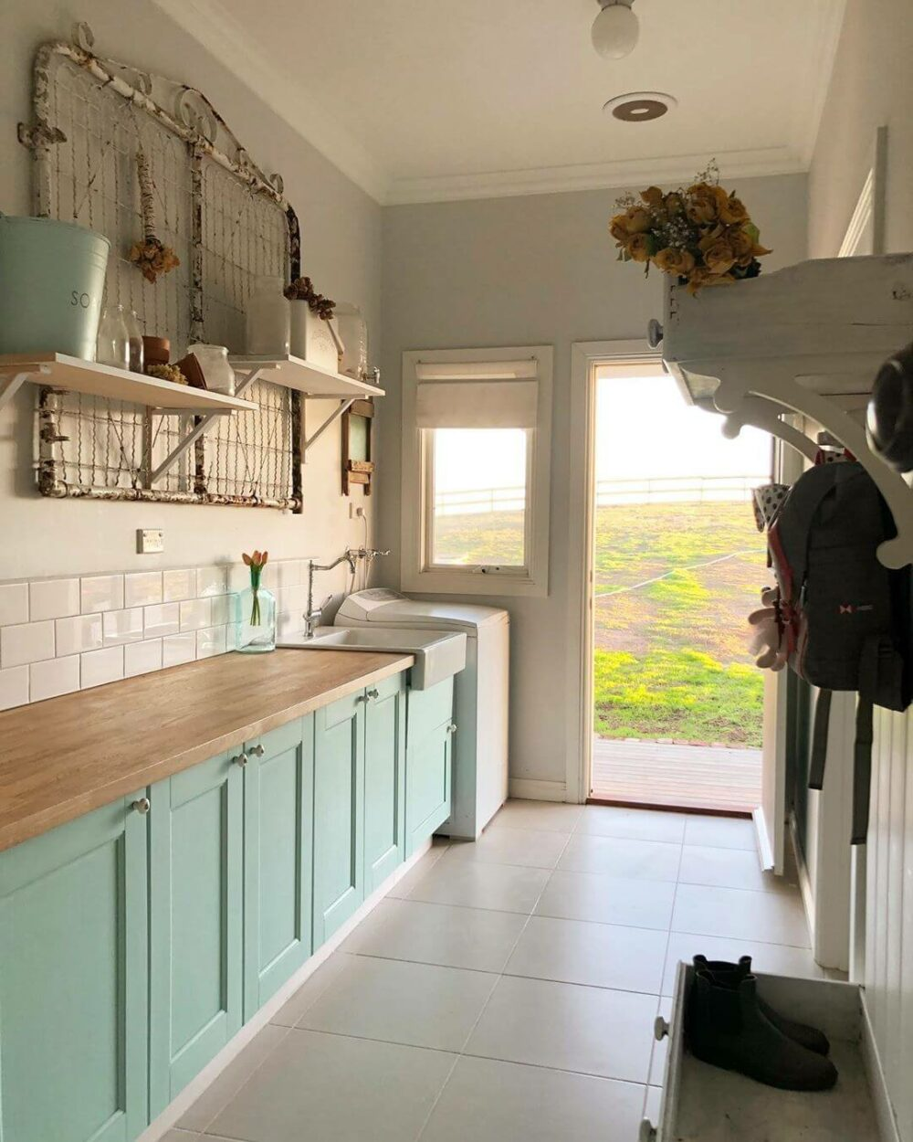 mudroom ideas laundry rooms