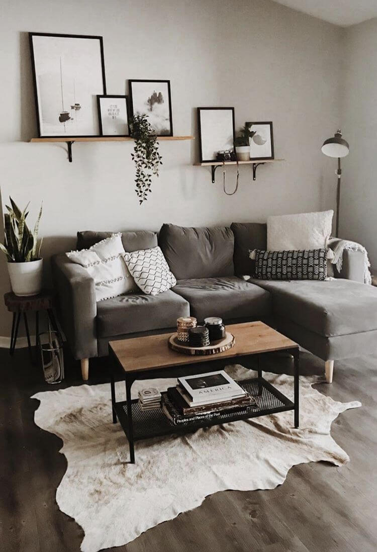 pictures of living room wall decor