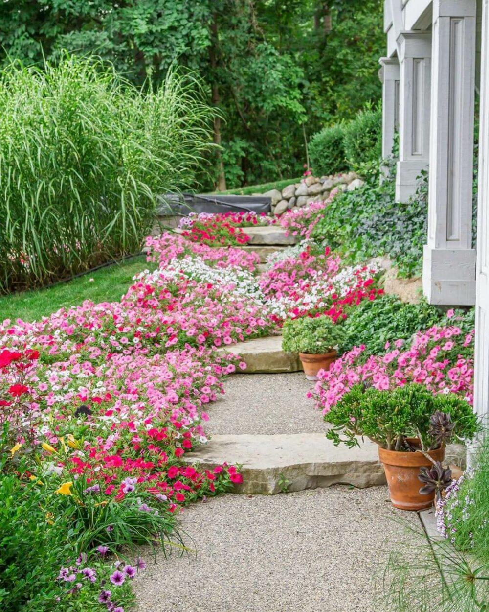 raised flower bed ideas