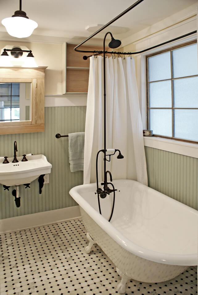 small bathroom tub shower ideas