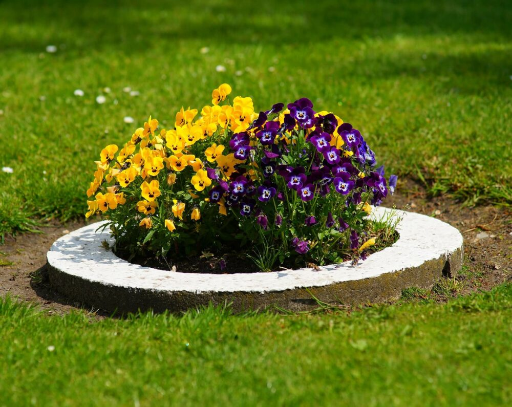 small flower bed ideas