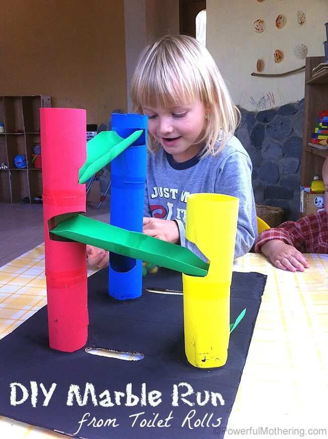 toilet paper roll crafts for kindergarten