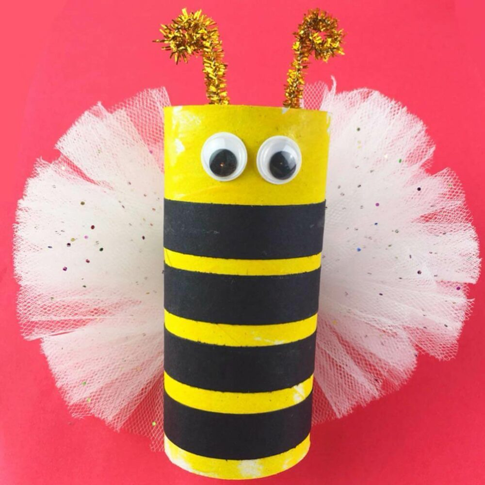 toilet paper roll crafts ideas