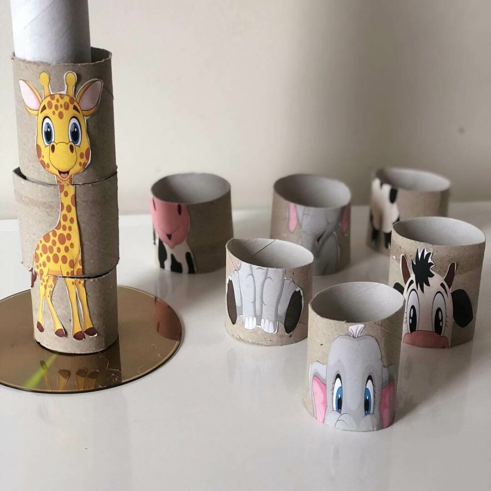 toilet paper roll diy projects