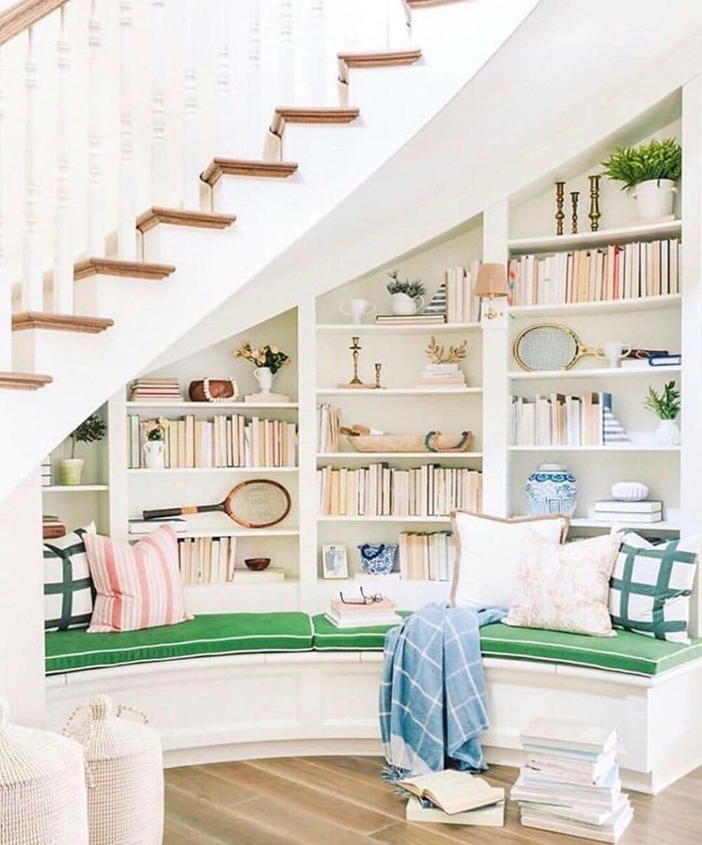under stair room ideas