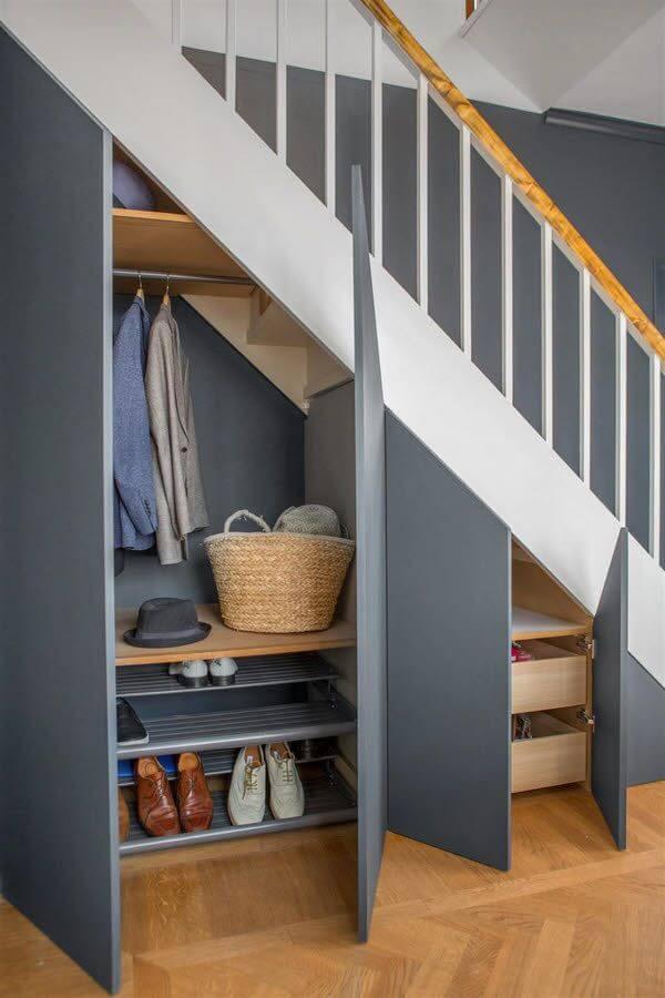 under stair storage cabinet