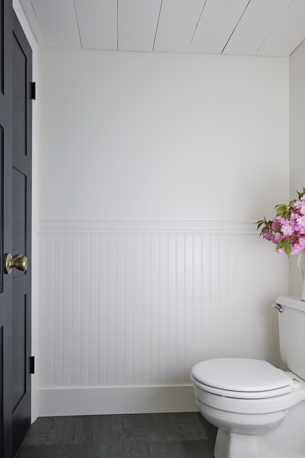 wainscoting for bathroom