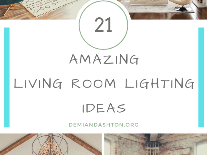 Amazing Living Room Lighting Ideas
