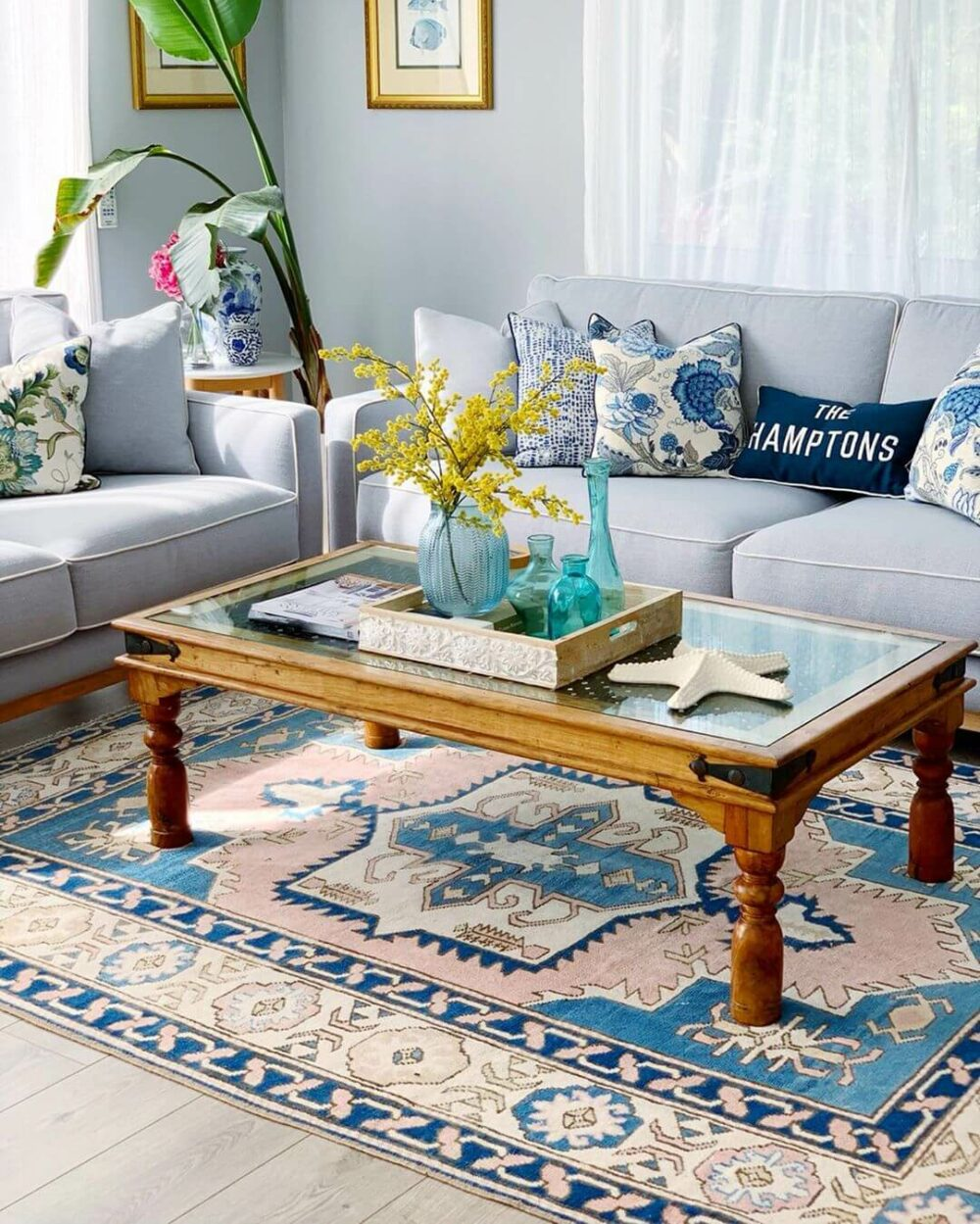 area rug ideas for small living room