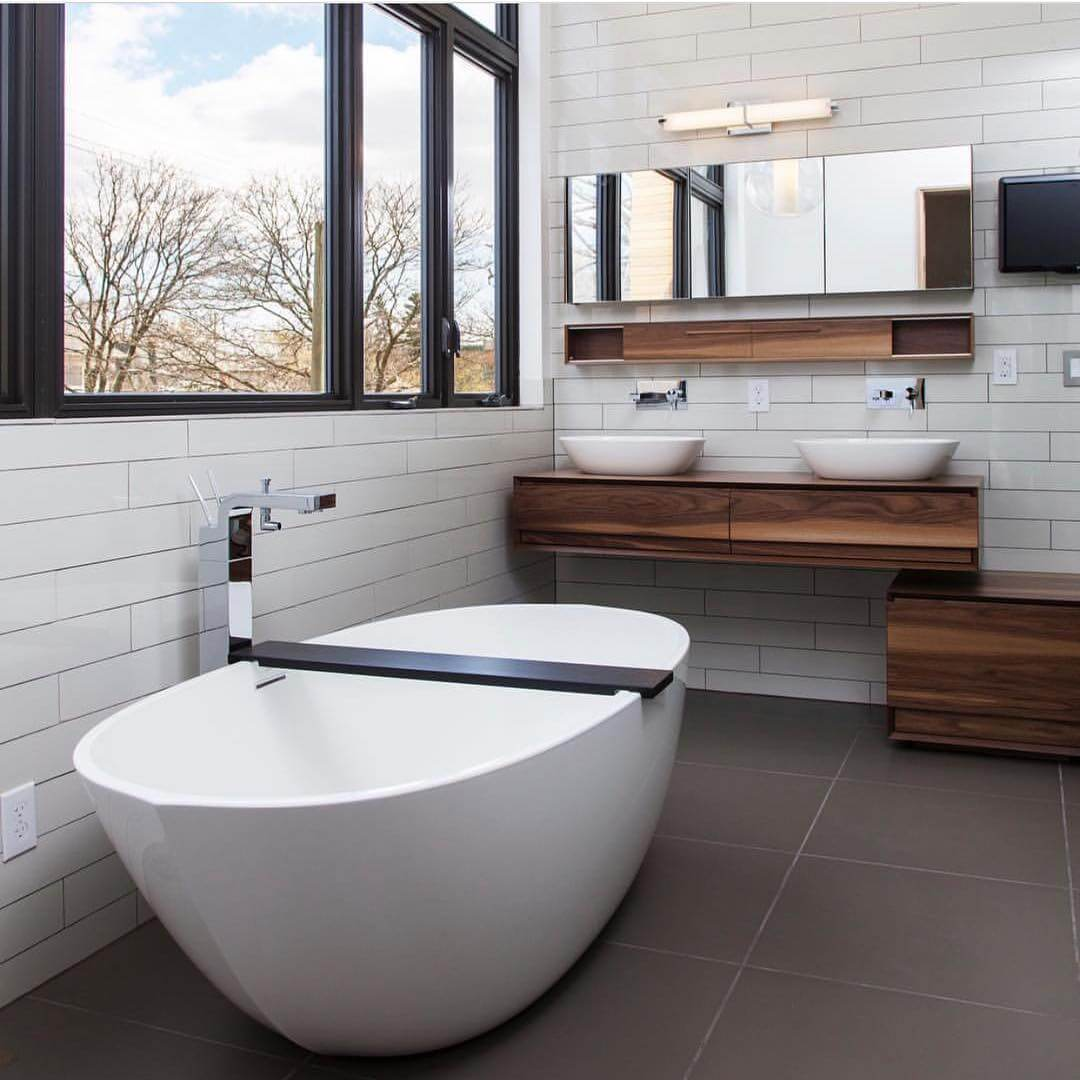 bathroom ideas with bathtub