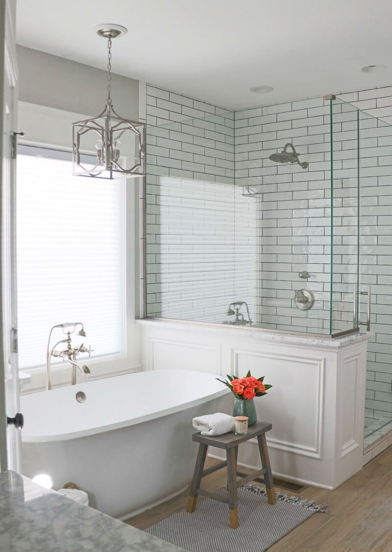 bathroom tub shower tile ideas