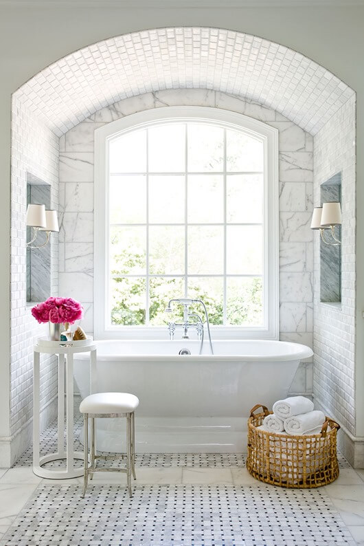 bathroom with tub ideas