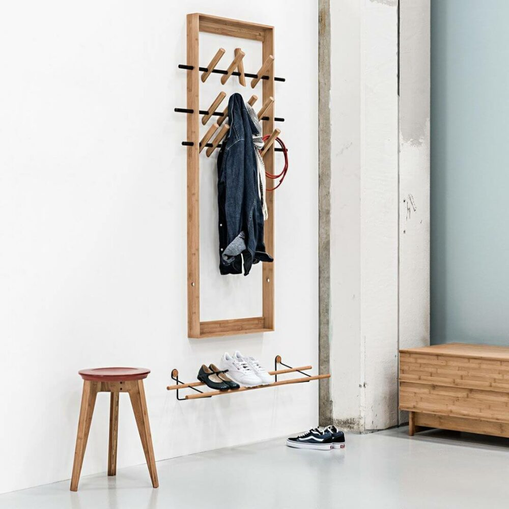coat and shoe rack ideas
