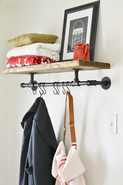coat hanging ideas