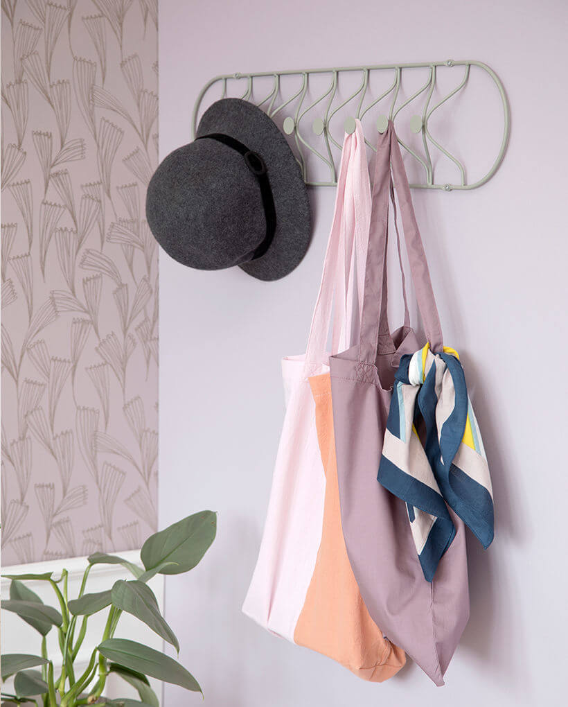 coat rack wall ideas
