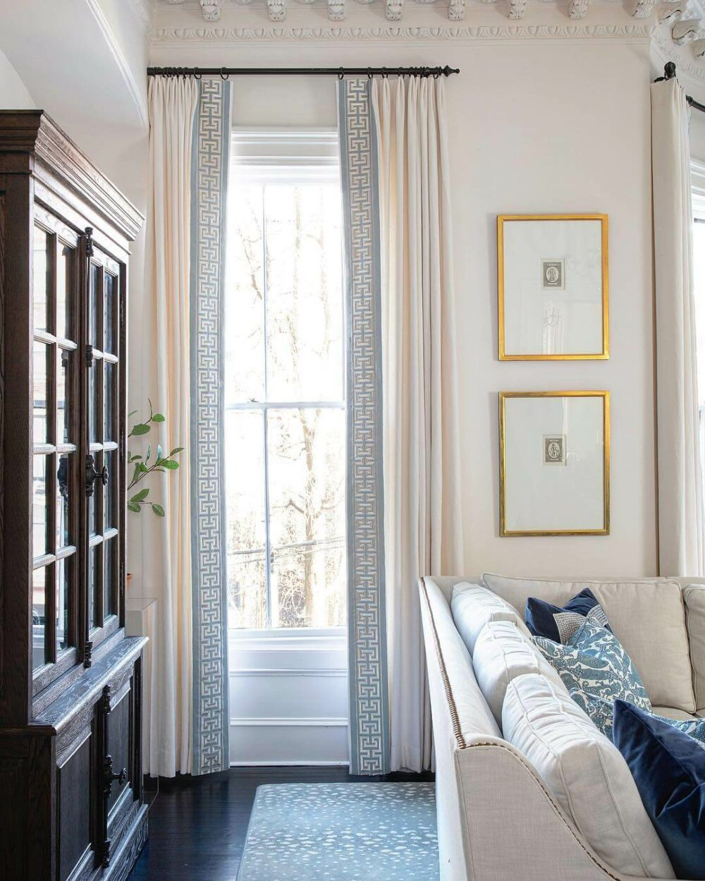 curtains ideas for small living room