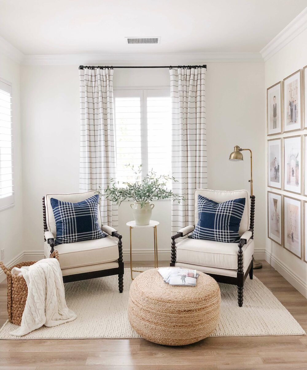 curtains in living room ideas