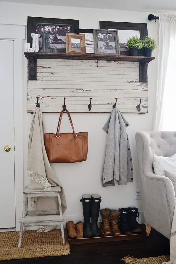 entryway coat rack ideas