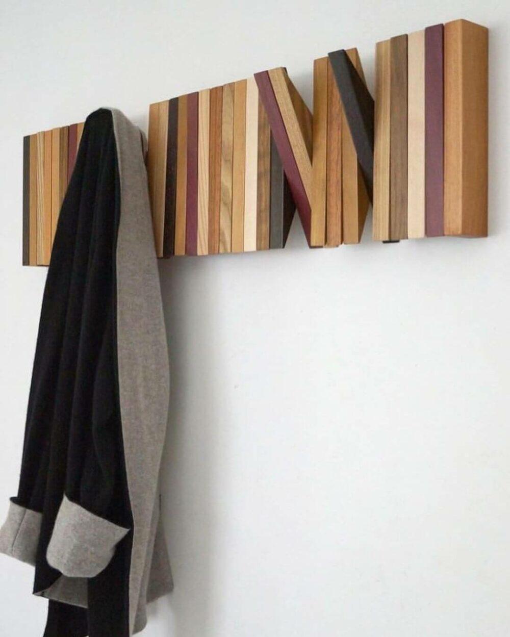 hallway coat rack ideas