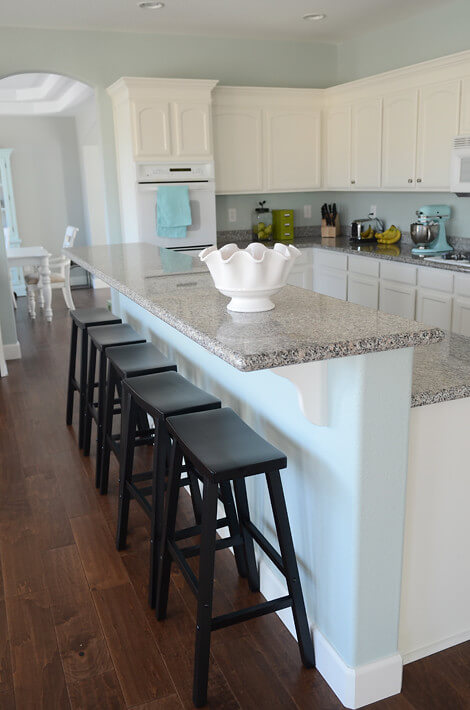 ideas for kitchen bar counters
