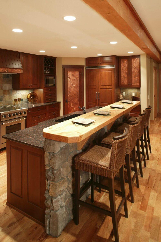 kitchen bar countertop ideas