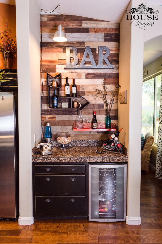kitchen coffee bar ideas