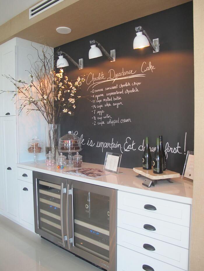 kitchen wine bar ideas