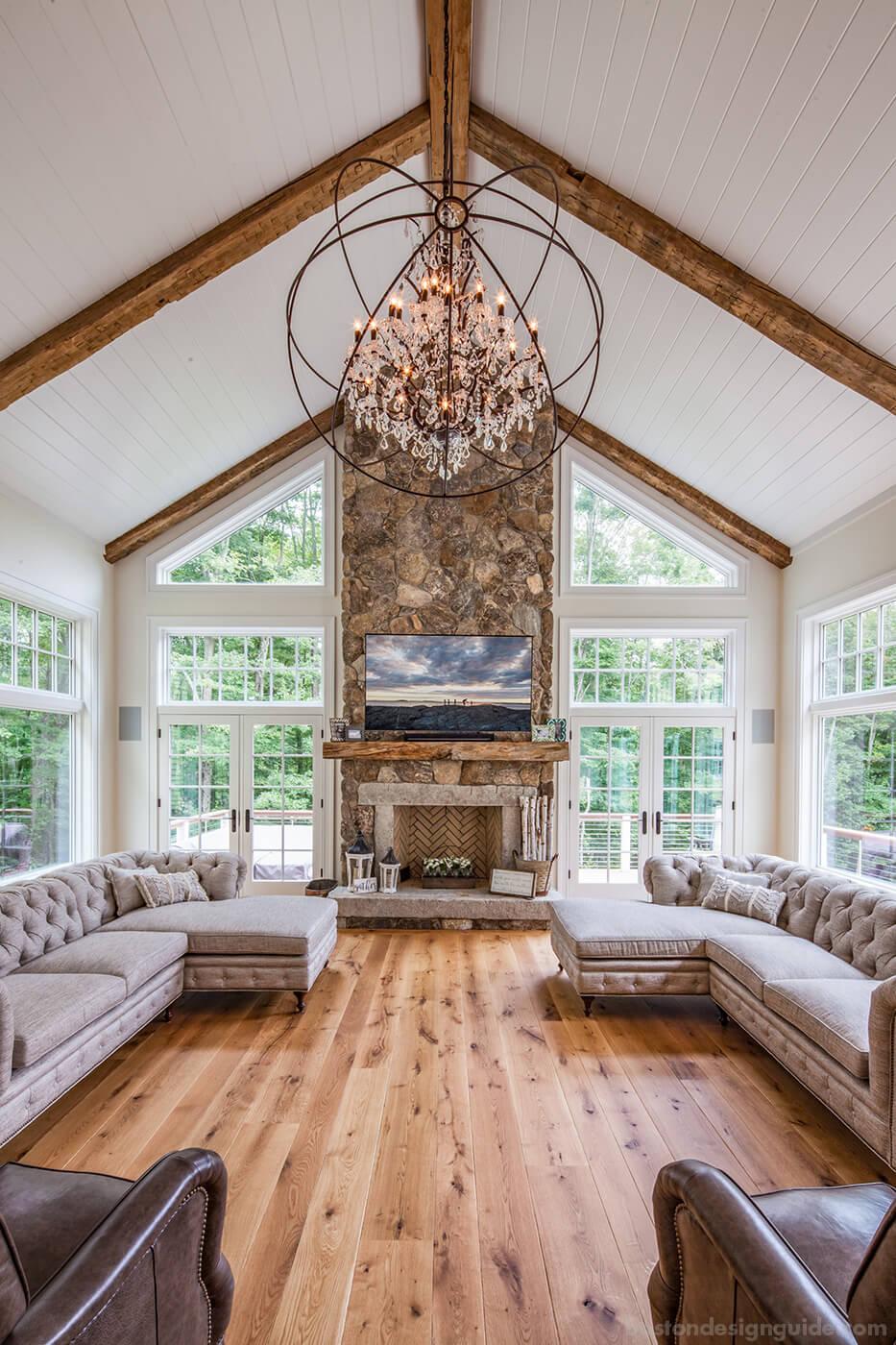 lighting in the living room ideas