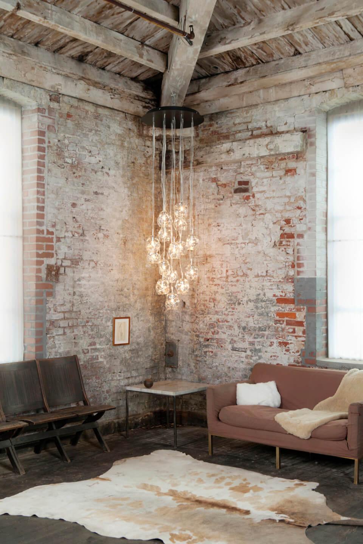 living room corner lighting ideas