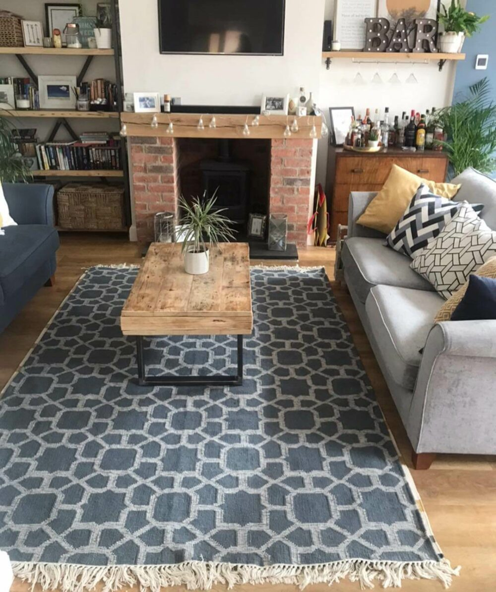 living room rug color ideas