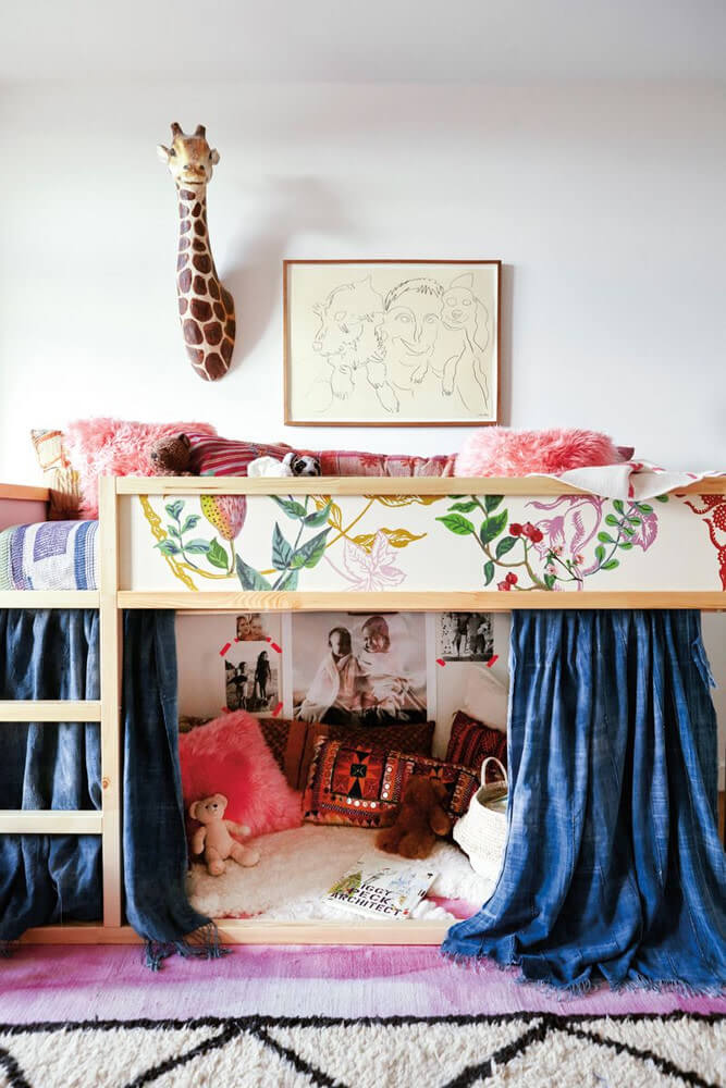 loft bed ideas for toddlers