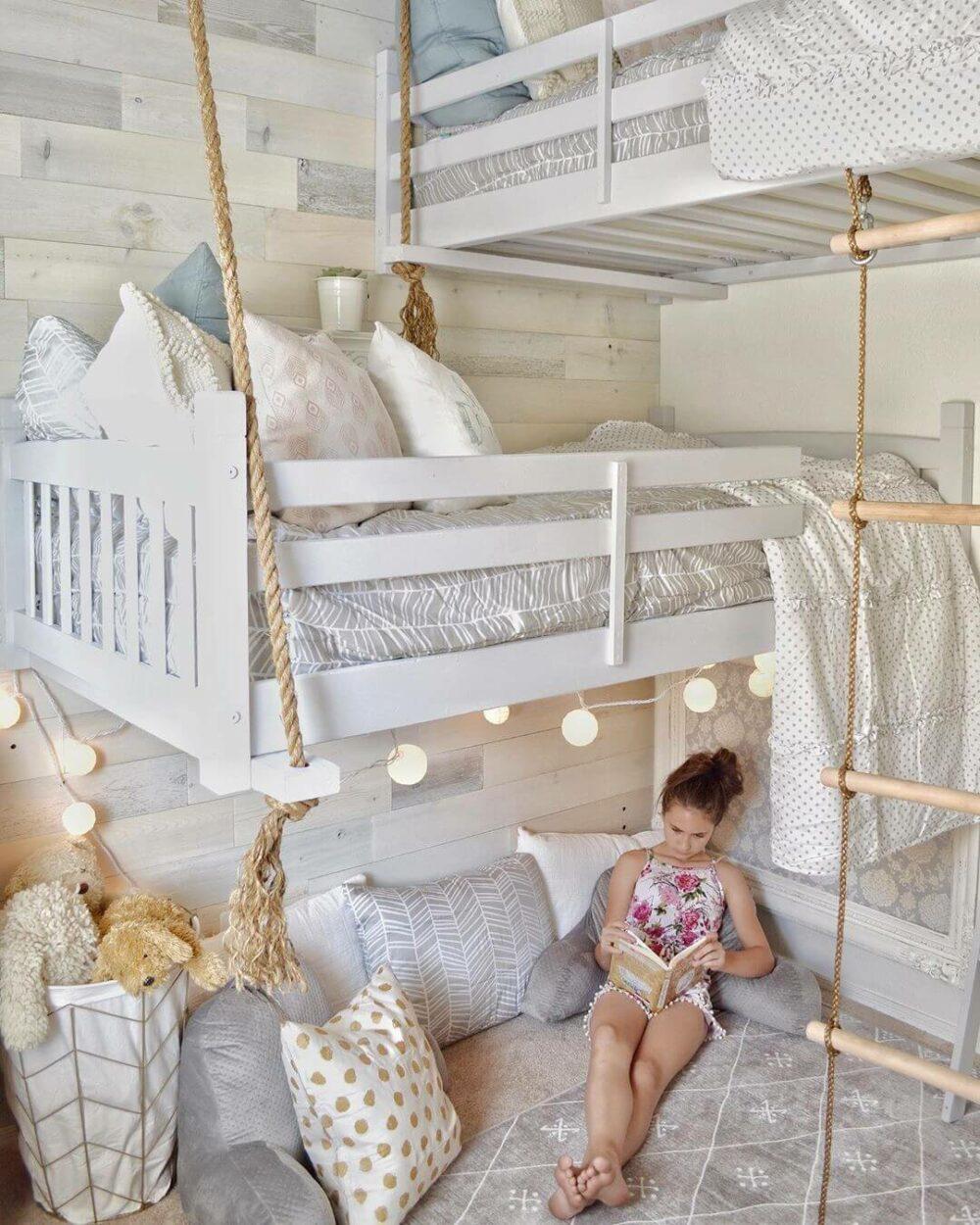 loft bed ideas for tweens