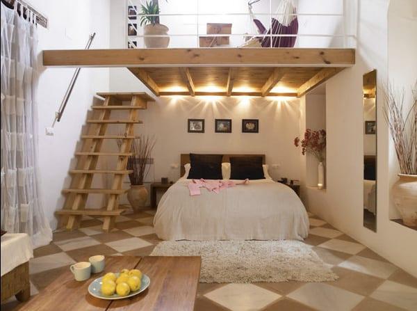 loft bed ideas pinterest