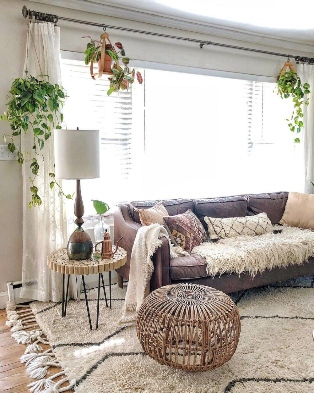 modern curtains ideas for living room