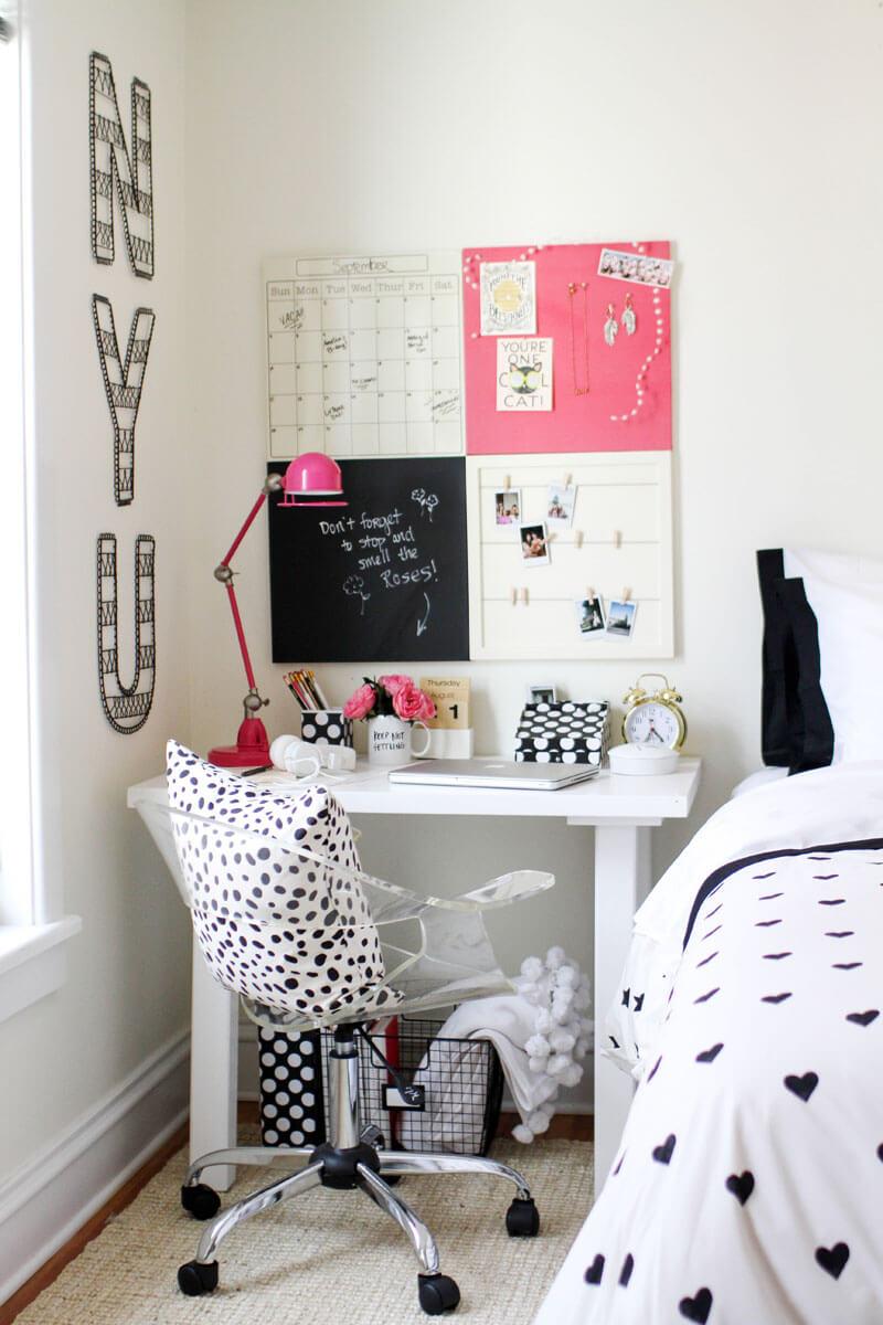 modern small study room ideas