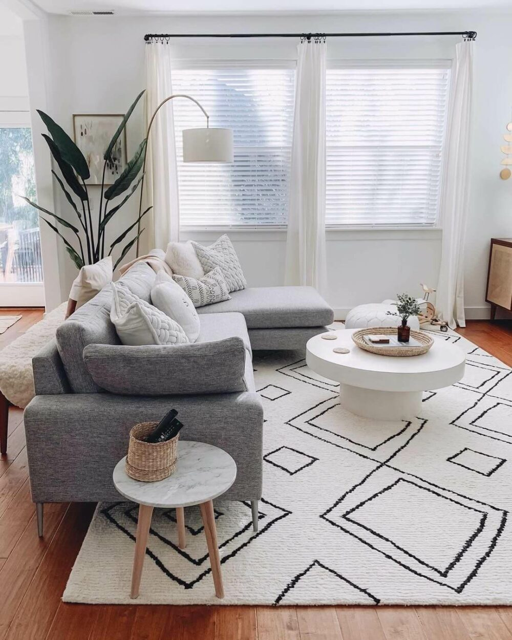 rug ideas for small living room