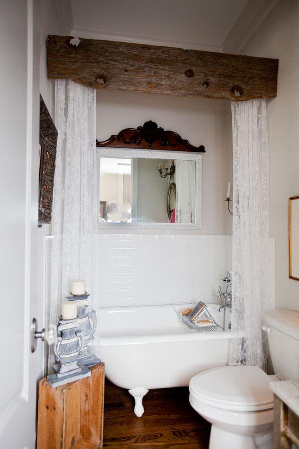 small bathroom with tub ideas