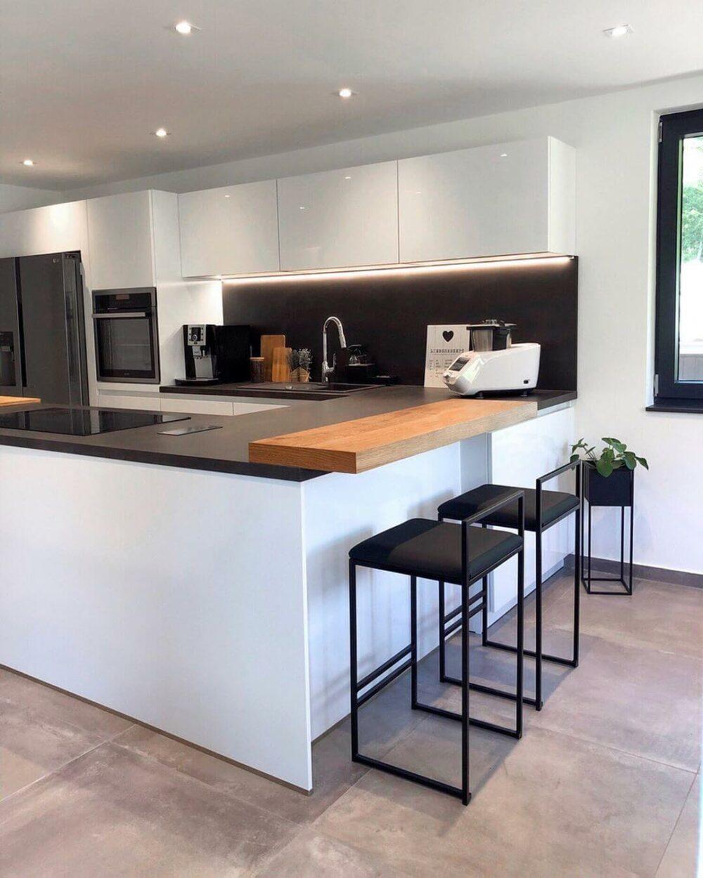 small kitchen bar table ideas