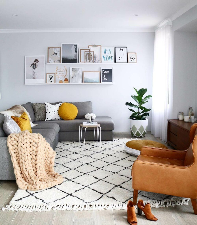 small living room rug ideas