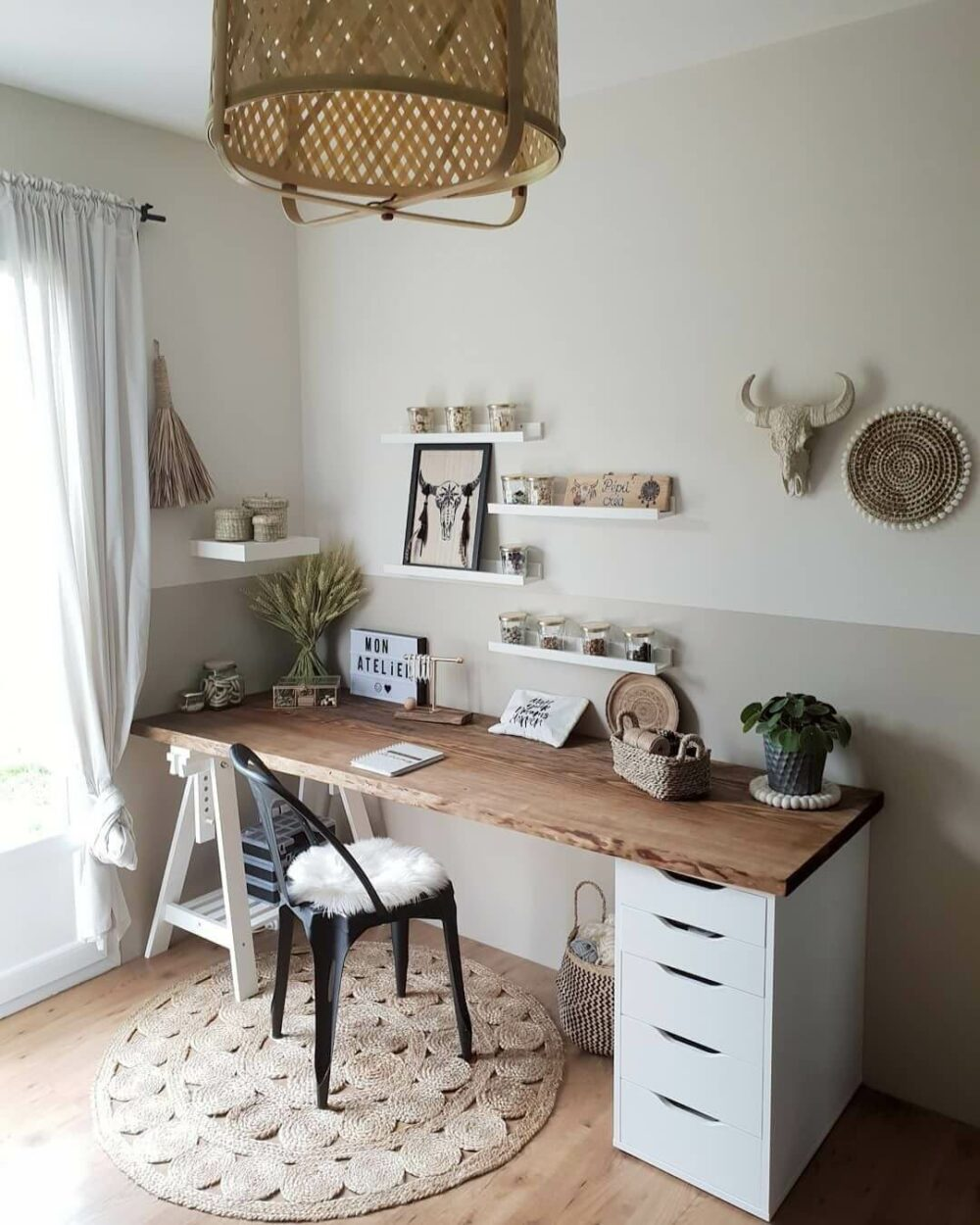 study room ideas from ikea