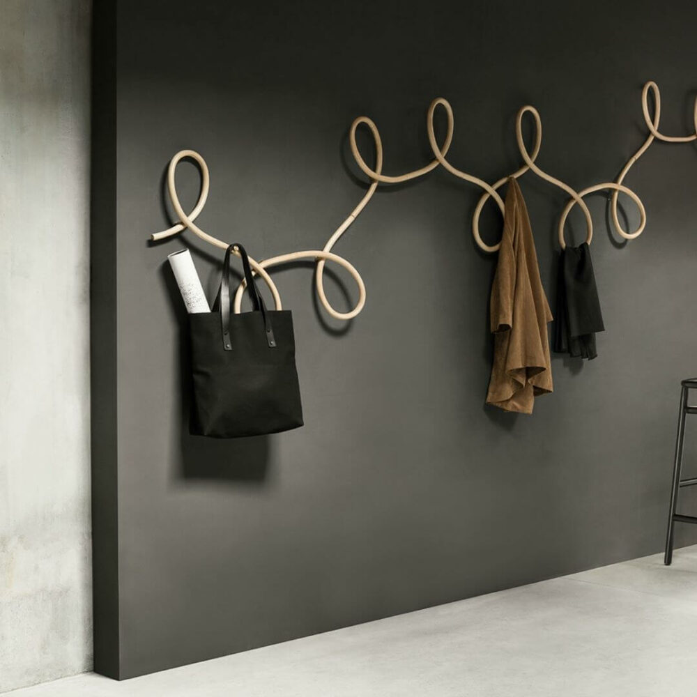 unique coat rack ideas
