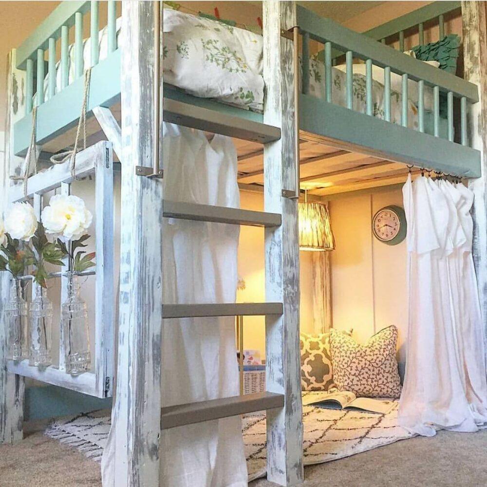 unique loft bed ideas