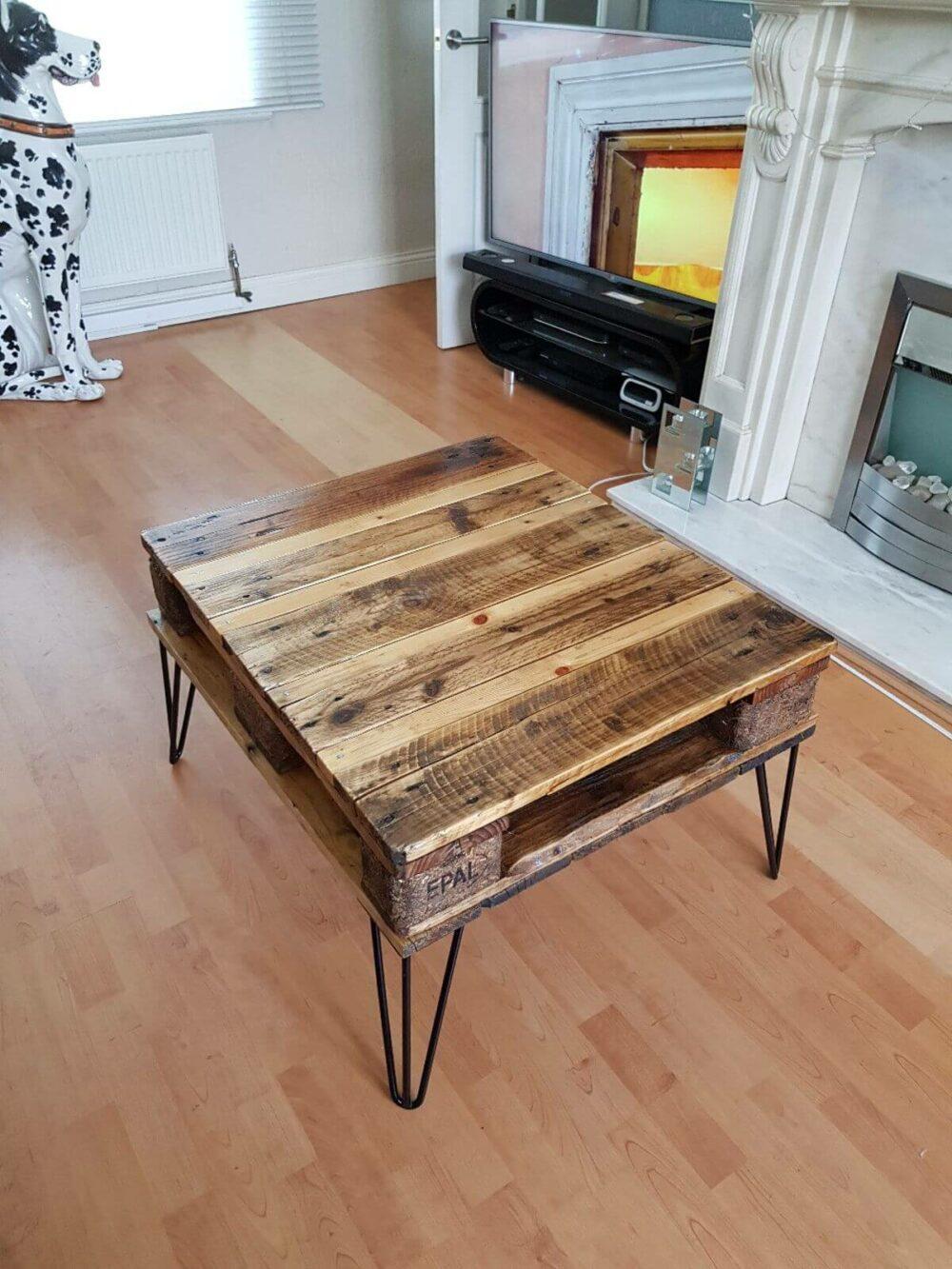 wood pallet table ideas