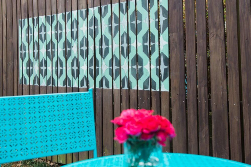 wooden fence ideas design