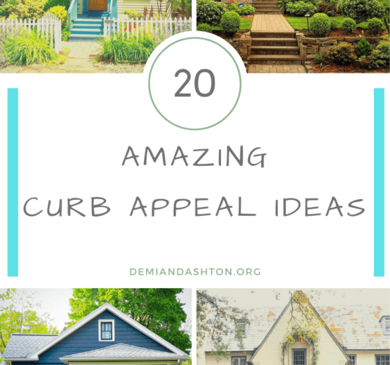 Amazing Curb Appeal Ideas