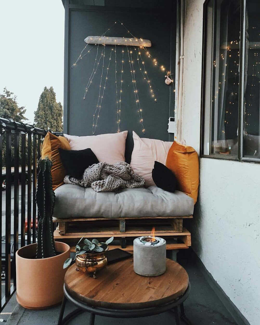 20 Exciting Balcony Decor Ideas to Make the Best Out of the Balcony