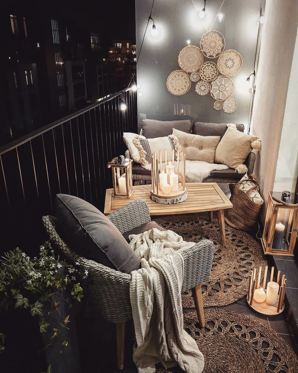 best balcony decor ideas