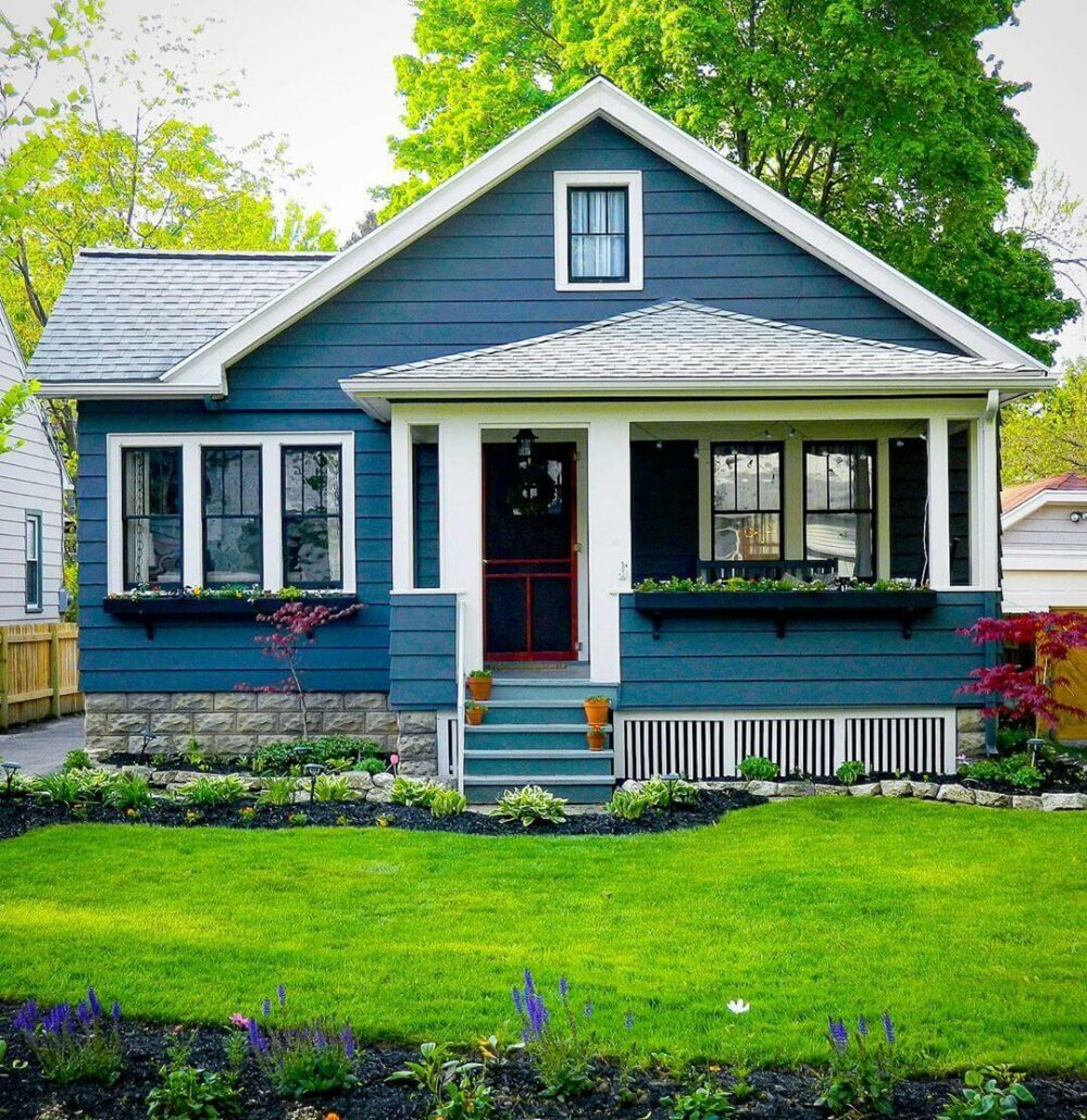 curb appeal ideas for small homes