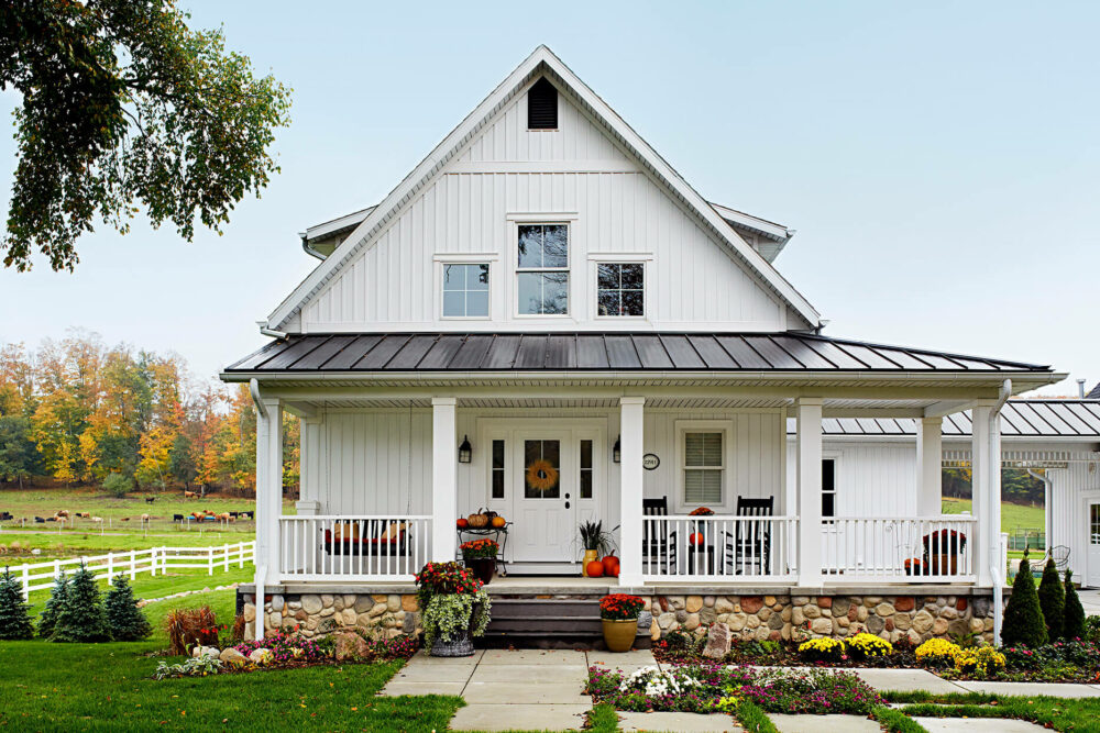 curb appeal ideas front porch